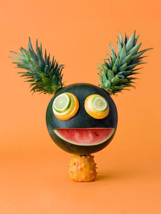 Откачени суштества направени од зеленчук