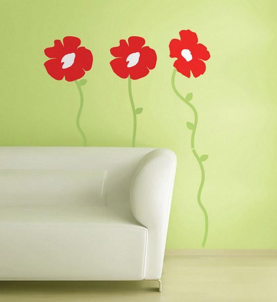 Цветни тапети кои ќе ги освежат ѕидовите во вашиот дом