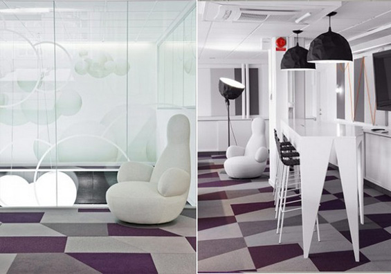 """Колоритните канцеларии на """"Скајп"""" во Шведска"""