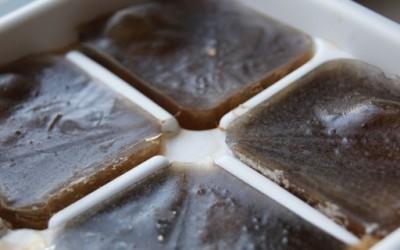 Ледени кафе коцки