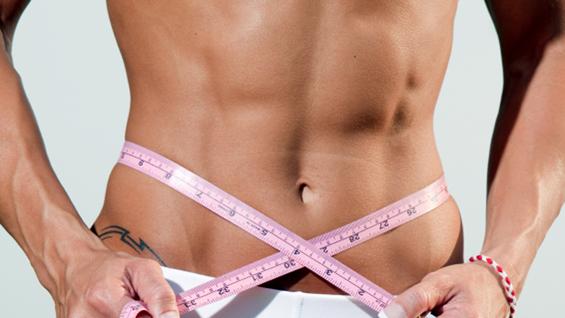 Со аеробик до феноменален стомак
