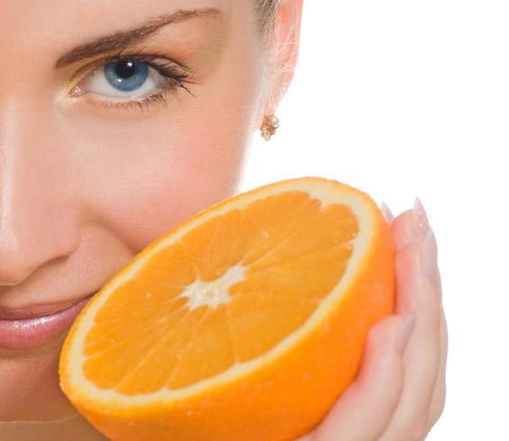 Направете си маска за лице од портокал и сода бикарбона