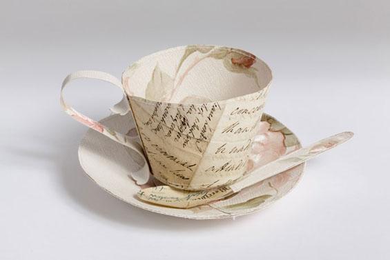 Секојдневни предмети изработени од употребена хартија