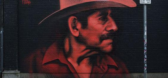 Впечатливи ѕидни портрети на улиците ширум светот