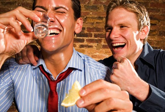 Алкохолот прави да престанеме да се срамиме од нашите постапки