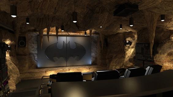Домашни кино сали инспирирани од филмови