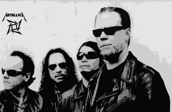 Факти и занимливости за бендот Металика