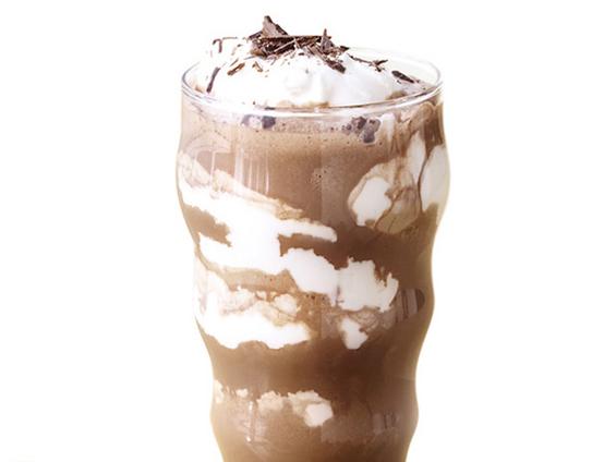 Неодолив шејк со кафе и чоколадо