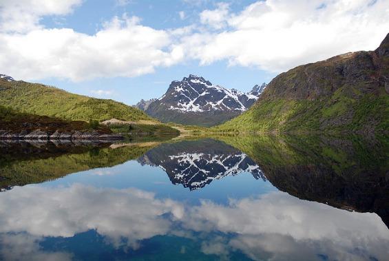 Лофотен - аномалијата на Арктичкиот круг