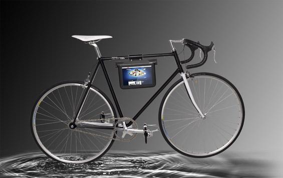 Купете си држач за таблет и добијте велосипед