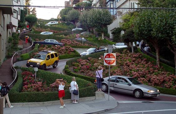 Дали е ова најкривата улица во светот?