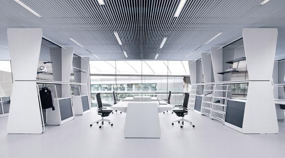 """Елегантните канцеларии на """"Адидас"""" во Германија"""