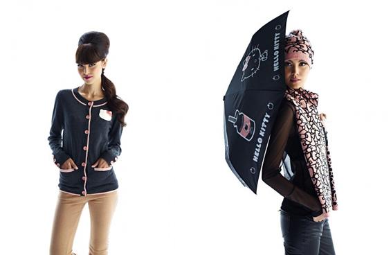 """Модна колекција инспирирана од """"Hello Kitty"""""""