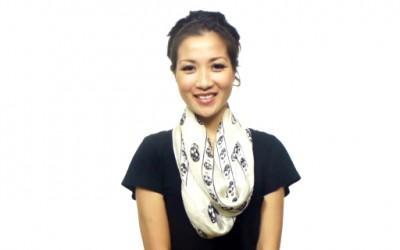 25 начини да носите марама околу врат