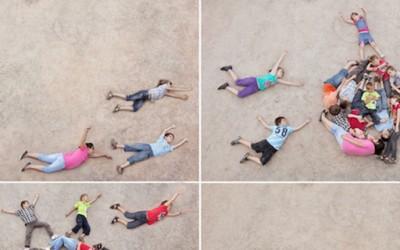 Стотици деца создадоа прекрасен календар