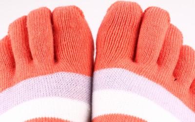 Зимска нега на стапалата