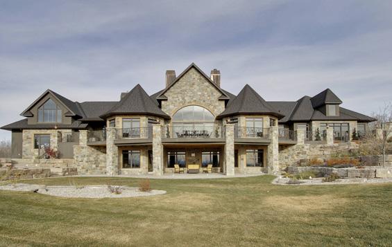 Планинска палата во Канада
