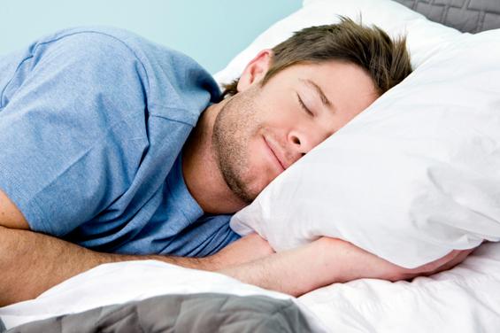 Положбата на спиење го открива вашиот карактер