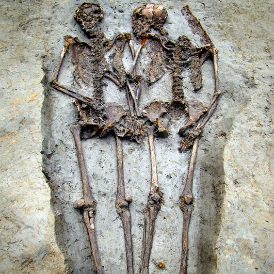 Откриена вистинска љубов која трае 1.500 години