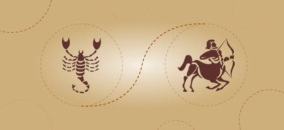 Скорпија и стрелец - пријателска комбинација