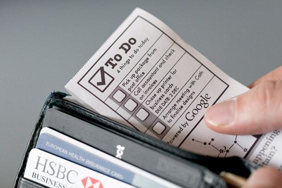 Печатач на персонализиран мини дневен весник