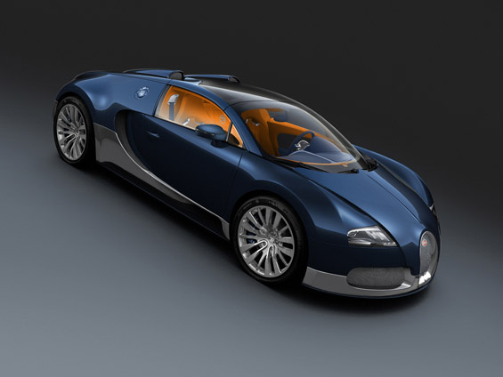 "Три прекрасни верзии на ""Veyron Grand Sport"" од Бугати"