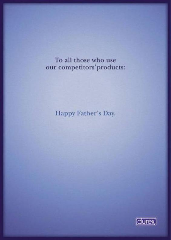 Најдобрите рекламни постери за презервативи