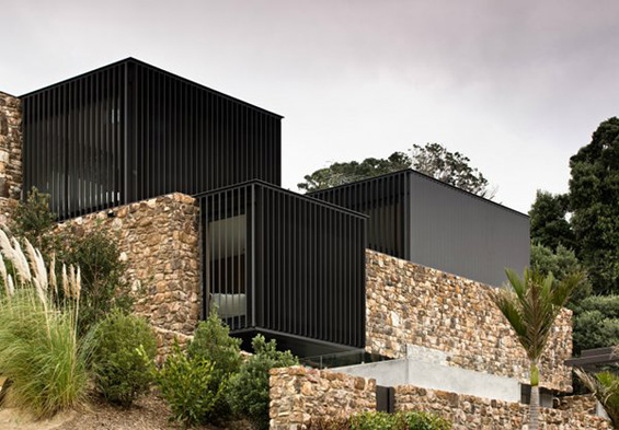 Камената куќа во Нов Зеланд