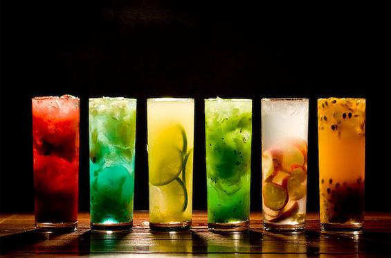 Алкохолни коктели за новогодишната ноќ