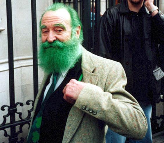 Русокоси Швеѓани се разбудиле зелени