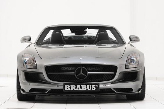 """Фантастично тјуниран """"Mercedes SLS AMG"""""""