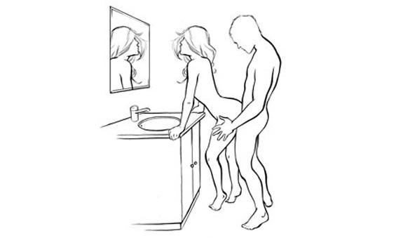 Секс пози кои треба да ги пробате на новогодишната вечер