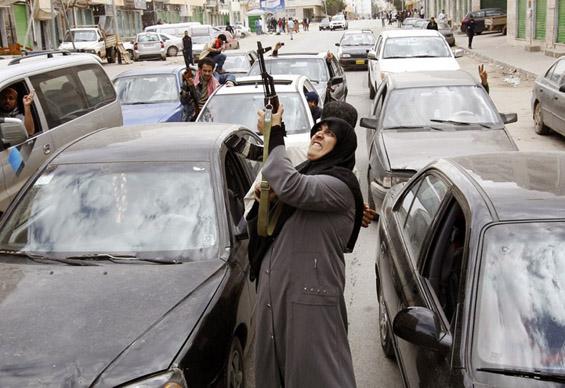 Најдобрите фотографии на Ројтерс за 2011 година