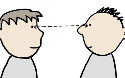 Краток водич за моќен контакт со очи