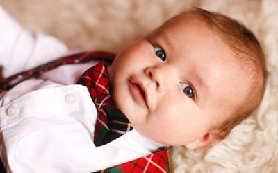 Најмалите и најслатките пред објективот за време на Божиќните празници