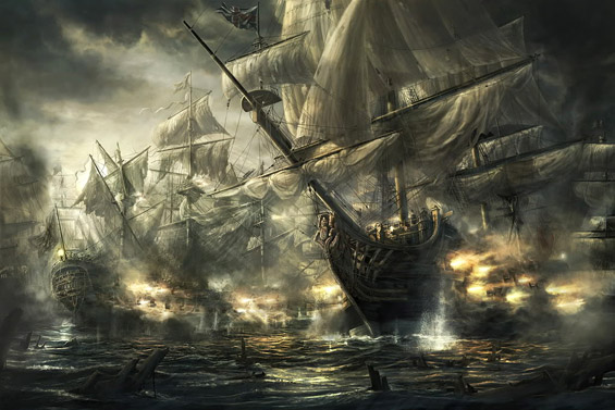 10-те најпознати пирати во историјата