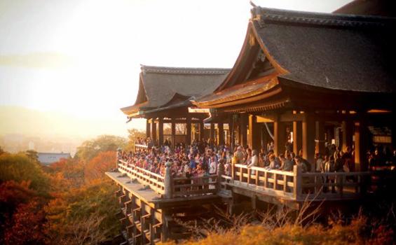 Една недела во Јапонија