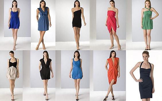 Како да го изберете вистинскиот коктел-фустан?