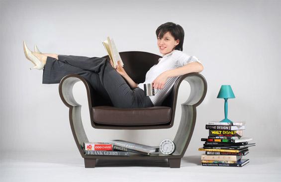Удобна и функционална фотелја