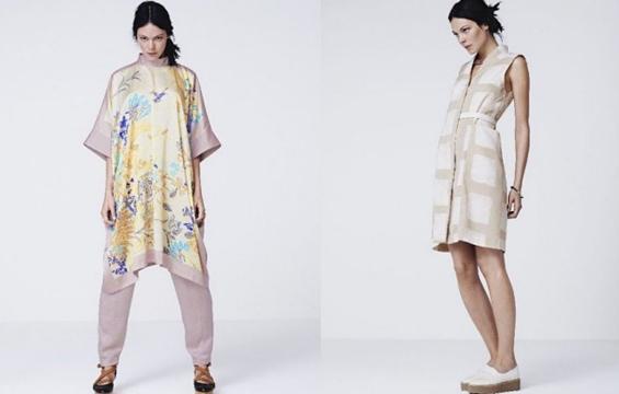 """Колекцијата пролет/лето 2012 на """"H&M"""""""