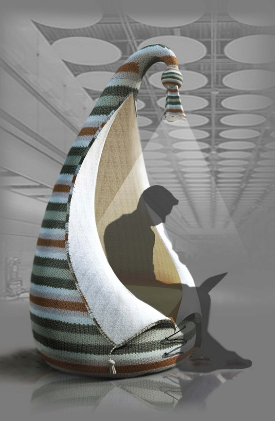 Удобна фотелја за целосна релаксација