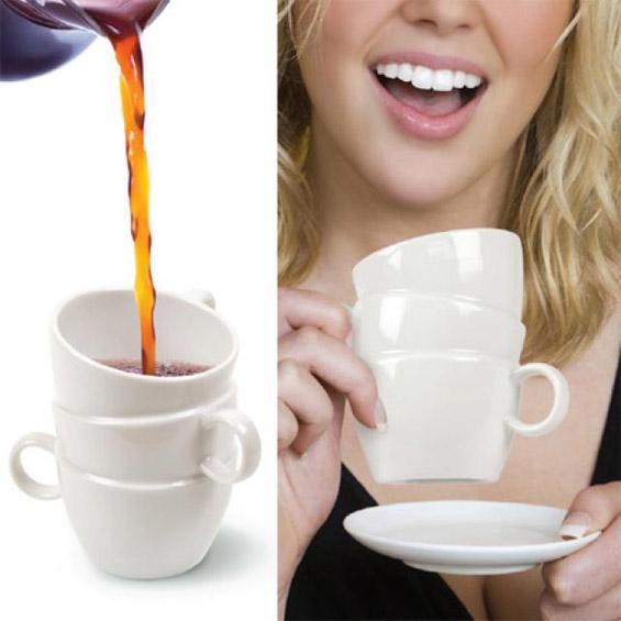 Интересни и несекојдневни шолји за кафе
