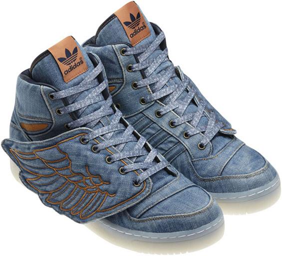 """Креативна колекција на обувки од """"Адидас"""""""