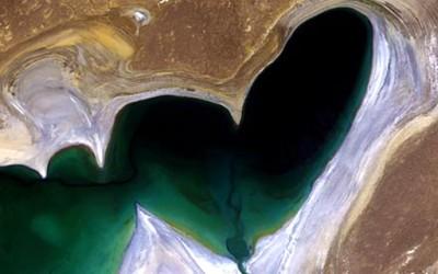 Форми на љубовта извајани од природата