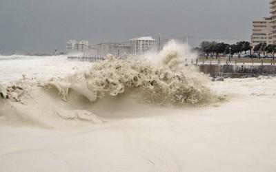 Плажа која изгледа како огромно капучино
