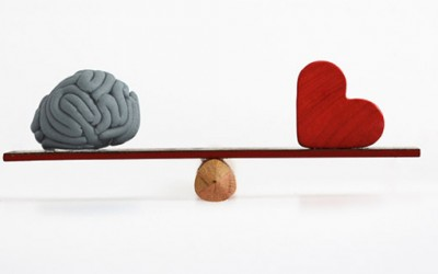 Вечната битка помеѓу срцето и умот