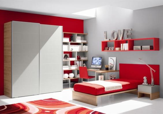 25 дизајни на тинејџерски соби