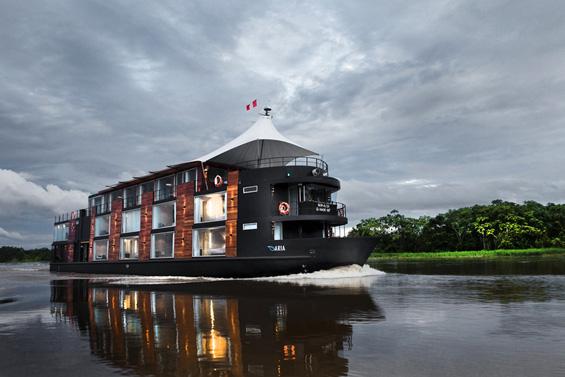 Луксузно крстарење по Амазон