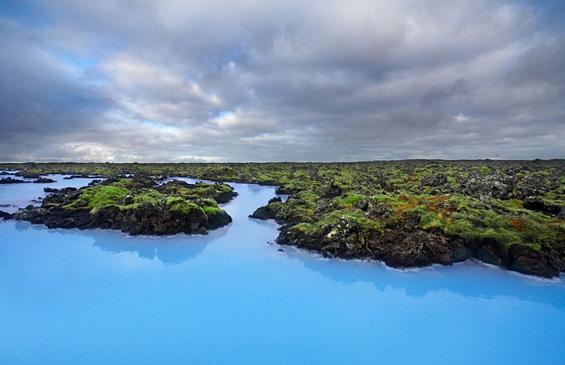 Вистинско спа-уживање во Исланд