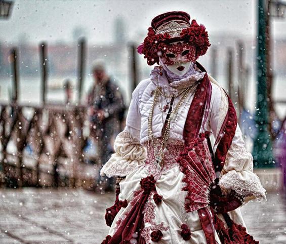 Историја на карневалот во Венеција